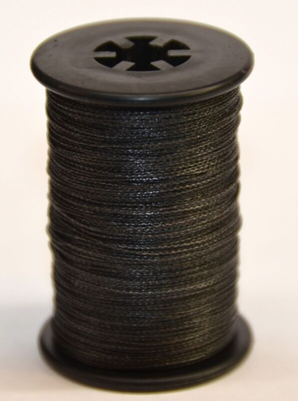 Black BCY Halo Archery Bow String Serving, .014, Free Shipping