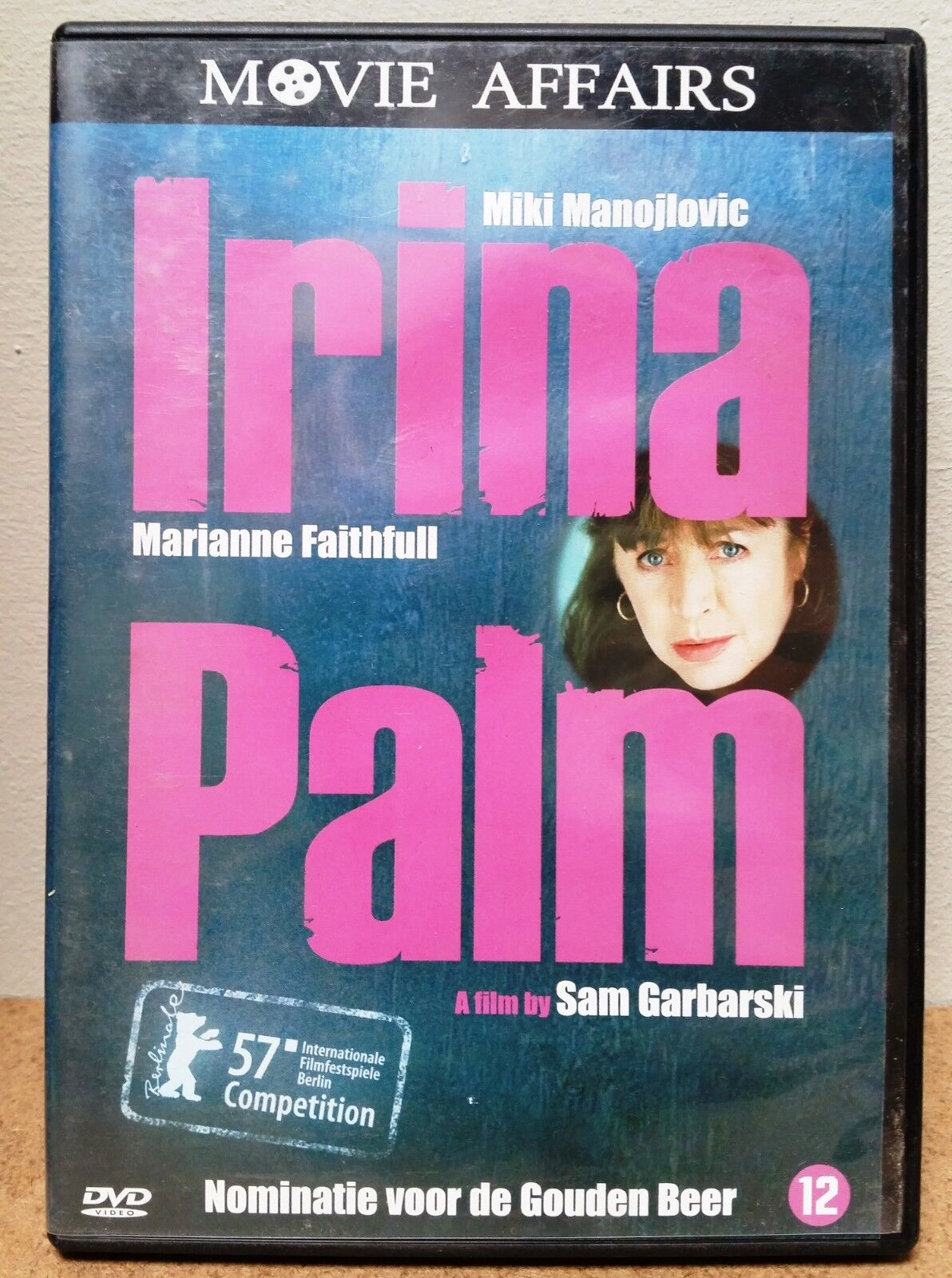 Irina Palm (2007) Marianne Faithful – Predrag 'Miki' Manojlovic