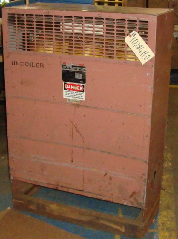Federal Pacific Reliance Electric Transformer  10184MO