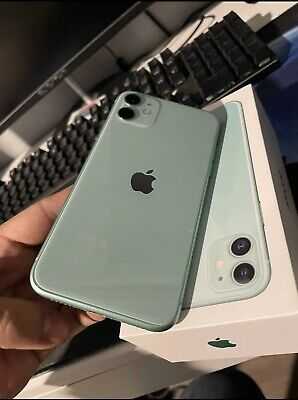 Apple iPhone 11 - 64GB - Green (Unlocked) A2111 (CDMA + GSM)