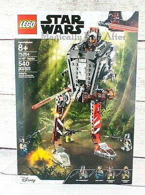 Disney LEGO Star Wars The Mandalorian AT-ST Raider (75254) 4 Mini-Figures NIB