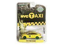Ford Mondeo MK5 Fusion Gelb Taxi New York City Ab 2013 1//43 Greenlight Modell Au