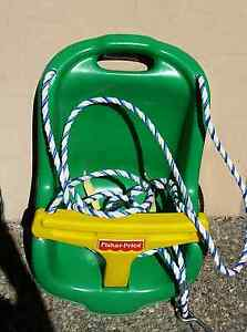 Fisher Price Outdoor Swing Merrimac Gold Coast City Preview