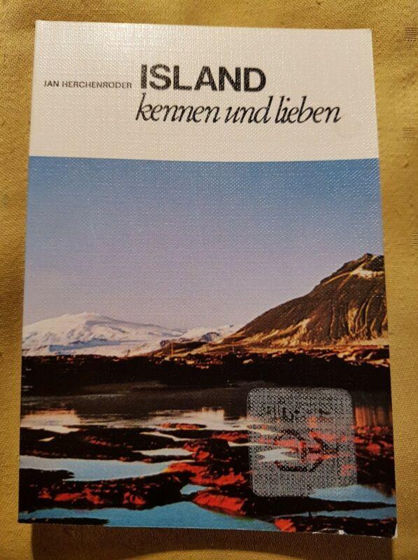 ISLAND kennen und lieben von Jan Herchenröder