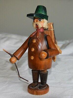 Vintage German GDR Erzgebirge Expertic Hiker Woodsman Smoker- Unused