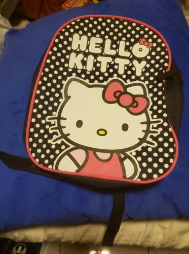Hello kitty backpack brand new with tags vintage beautiful ship fast