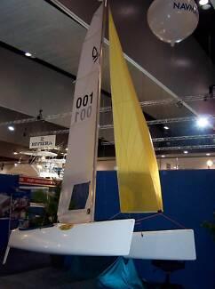 Rocat sailing catamaran