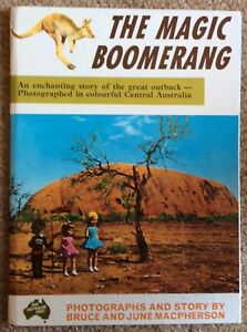 Children's book - The Magic Boomerang  Moe Latrobe Valley Preview