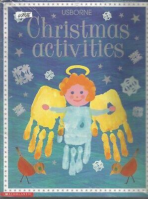 Usborne Christmas Activities Ray Gibson and Fiona Watt PB 2000 ()