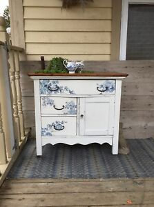 Refinished Washstand