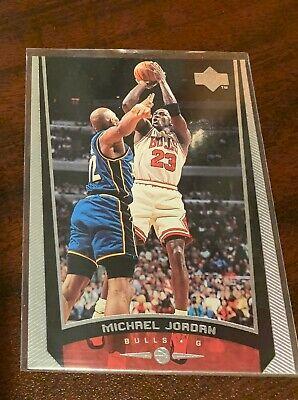 1998-99 Upper Deck #230U Michael Jordan - Chicago Bulls
