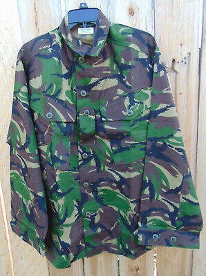 British Military DPM Woodland Camo Jacket, Sz 190-112, U.S. XXL, new non-issued for sale  Shipping to India