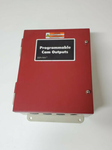 WINTRISS CONTROLS 4318601 PROGRAMMABLE CAM OUTPUT NEW OPEN BOX SANSON NW B4