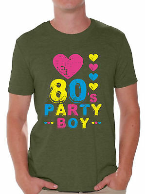 80s Boys Shirt Neon Pink Vintage 80s Party Boys Clothes 80s Disco 80s Outfit - 80s Attire Male