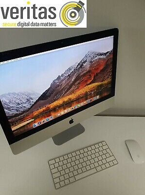 "Apple iMac 21.5"" A1418 2017 - 1TB - 8gb ram - i5 @ 2.3ghz - Full Setup."