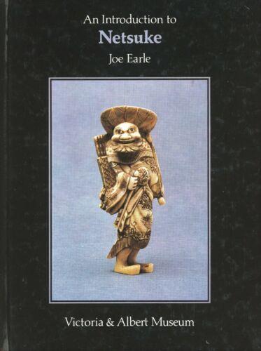 1,000+  Antique Japanese Netsuke - Makers Dates Types / Scarce Illustrated Book