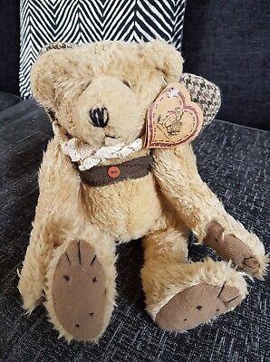 Heartfelt Collectibles Teddy Bear