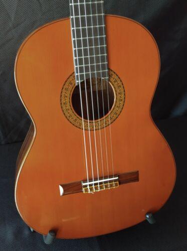 1972 Yamaha GC-10D Rosewood and Spruce Classical Guitar