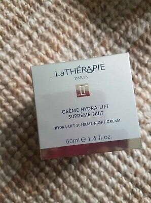 La Therapie Hydra Lift Supreme Jour Night Cream 50ml Brand New Boxed 3 Boxes !! for sale  Shipping to United States