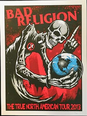 Bad Religion Limited Edition Tour Poster