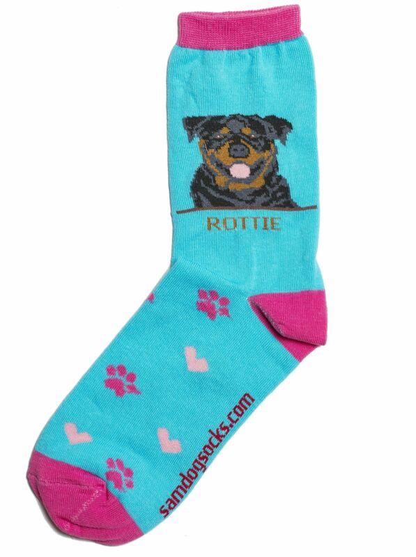 Rottweiler Dog Socks
