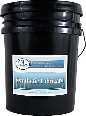5-gallon Universal Rotary Screw Air Compressor Lubricantoil 8000 Hour Oil