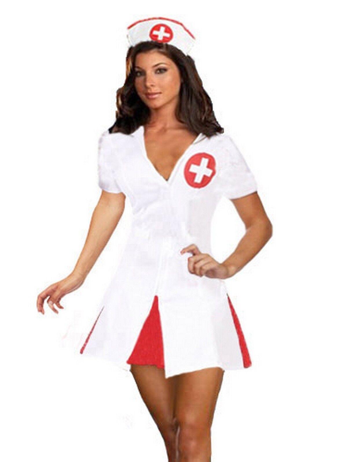 Ragazze Costume infermiera uniforme