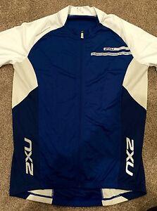 2XU Short Sleeve Cycling jersey Hampton Bayside Area Preview