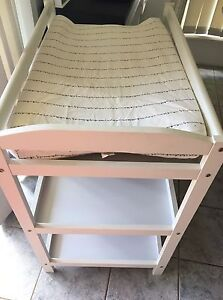 3 Tier Baby Change Table $50 Varsity Lakes Gold Coast South Preview