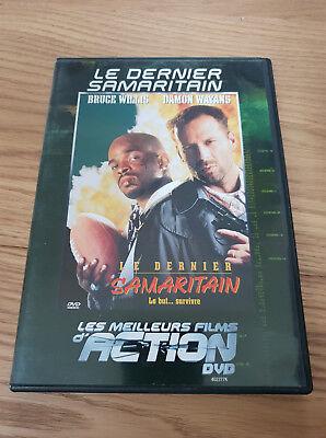 Film DVD - Le dernier samaritain - Bruce Willis - Damon Wayans - Bon état