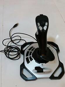 Logitech Extreme 3d Pro Joystick Capalaba Brisbane South East Preview