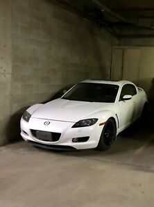 Mazda RX8 *low Km*