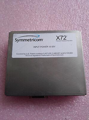 Symmetricom X72 Rubidium Oscillator Output 10mhz Sine