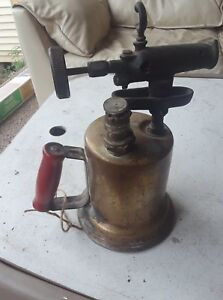 Antique torch