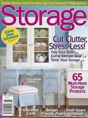Storage Magazine Organize Shoes Bathroom Kitchen Garage Ideas Best Products (Best Bathroom Storage Ideas)