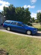 2007 Ford Falcon Station Wagon Redbank Plains Ipswich City Preview