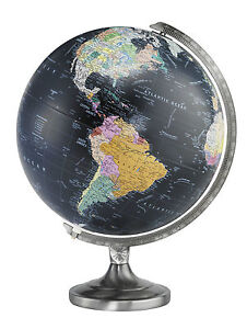Replogle Orion Illuminated World Globe  12