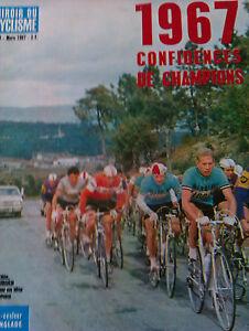 Miroir du cyclisme n 83 mars 1967 confidences de for Miroir du cyclisme