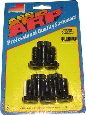 ARP 203 2801 Flywheel Bolts for Toyota 3S GTE MR2 and Celica All Trac Turbo