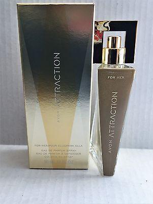 Avon Attraction For Her 1.7oz  Women's Eau de Parfum Spray DISCONTINUE