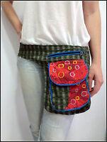 Riñoneras Bolso Hechas En Nepal - 4 Colores -  - ebay.es