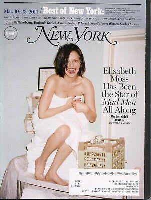 Elizabeth Moss    New York Magazine    March 10 23  2014     E 1 3