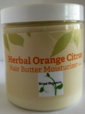organic orange citrus creamy hair moisturizer w