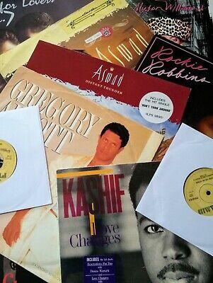 "Job lot Vinyl Soul / Reggae LPs,12"",7""s  Mix n Match ANY 3 FOR £9.99 700+ titles"