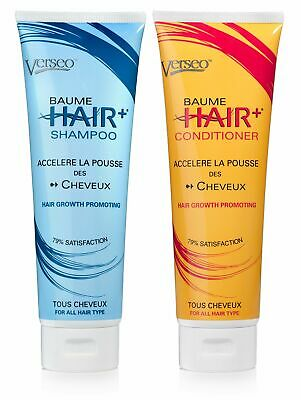 VERSEO Best Hair Plus Growth Shampoo and/or Conditioner Treatment Combo  