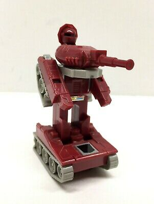 Transformers Vintage G1 1984 Autobot Minobot Warpath Action Figure Good Shape