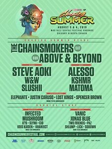 Chasing Summer 2 Day GA tickets DISCOUNTED PRICE