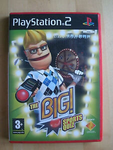 Playstation 2 Buzz!: Das Sport-Quiz Playstation 2 PS 2 The Big! Sports Quiz - <span itemprop='availableAtOrFrom'>Austria, Österreich</span> - Playstation 2 Buzz!: Das Sport-Quiz Playstation 2 PS 2 The Big! Sports Quiz - Austria, Österreich