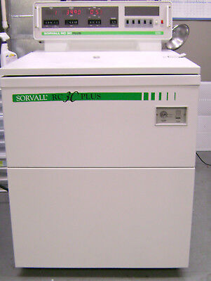 Fully Refurbished Sorvall Rc-3c Plus Centrifuge With H6000 Rotor
