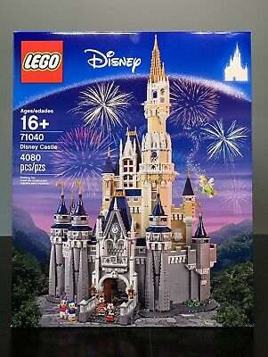 LEGO 71040 Disney Castle 4080pcs New In Hand Free Shipping WATCH VIDEO!